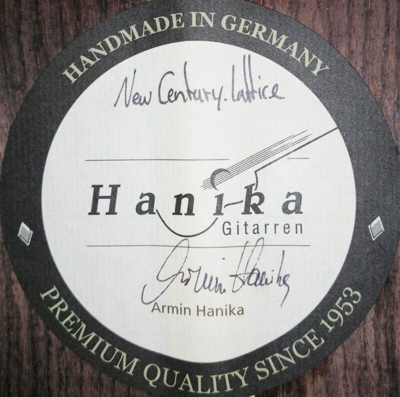 Armin Hanika – New Century Lattice