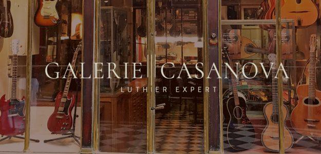 Galerie Casanova - Luthier Expert