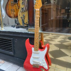 FENDER STRATOCASTER 57 CS FIESTA RED - 2009
