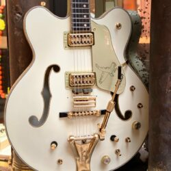 GRETSCH WHITE FALCON STEREO - 1967