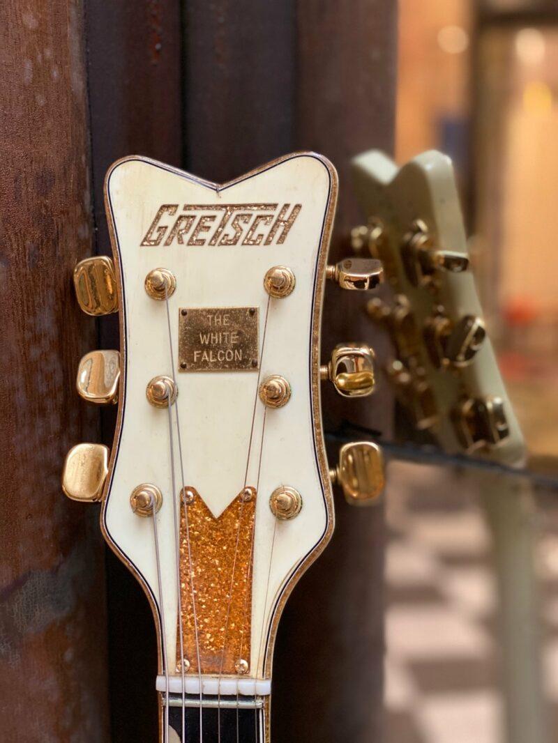 GRETSCH WHITE FALCON STEREO - 1967