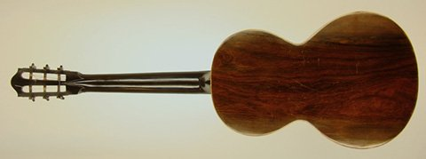 Jérome Thibouville-Lamy romantic guitar c.1860