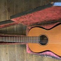 Louis Panormo Romantic Guitar n°677 - c. 1830