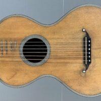 René Lacôte Romantic Guitar - 1830 Paris