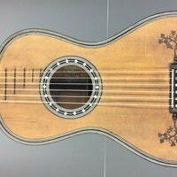 Romantic Guitar Petitjean's style, Mirecourt (France) - 1815