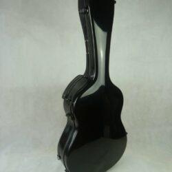 Gitarrenkoffer - Singing Dragon - GFK Koffer für Konzertgitarre (schwarz)