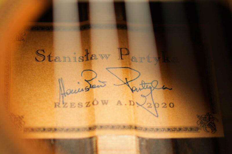 Stanislaw Partyka – 2020 Lattice