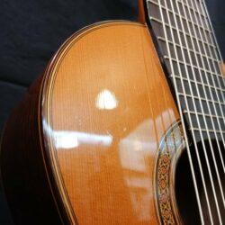 Guitarra Concerto José Ramirez 1ª C-664-10C - USADA - 1999