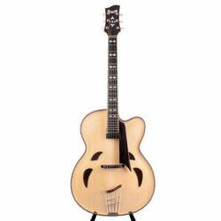 Anton Sandner Archtop Gitarre Unikat 2020 Nr.14 L1
