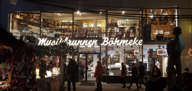 Musikbrunnen Böhmeke OHG