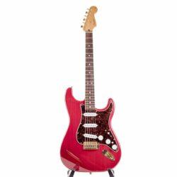 Fender – Super Strat DeLuxe Bj. 2002