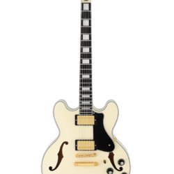 FGN Guitars Masterfield Semiacoustic HP-C Antique White