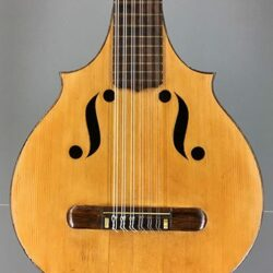 Laud made by Salvador Ibanez, Valence - c. 1900