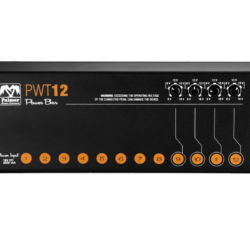 Palmer PWT 12 MK 2 Universalnetzteil für Pedalboards