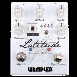Wampler Latitude Deluxe Tremolo