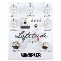 Wampler Latitude Deluxe - Tremolo Pedal
