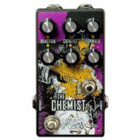 Mettews Effects The Chemist V2 - Chorus/Vibrato/Octave/Phaser Pedal
