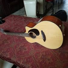 Breedlove Studio C250 SM 12 string guitar and case 1