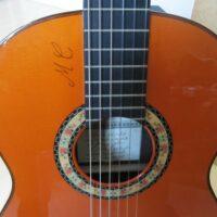Flamencogitarre Mario Conde Media Luna - 2014
