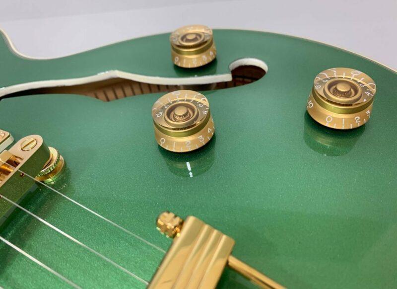 Epiphone Uptown Kat ES Emerald Green Metallic