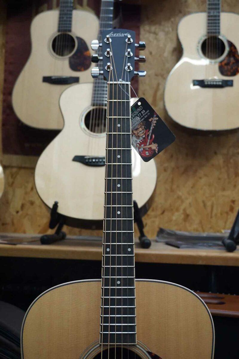 Larrivée D 02 Nashville vollmassiv Limited Edition 4 ohguitar