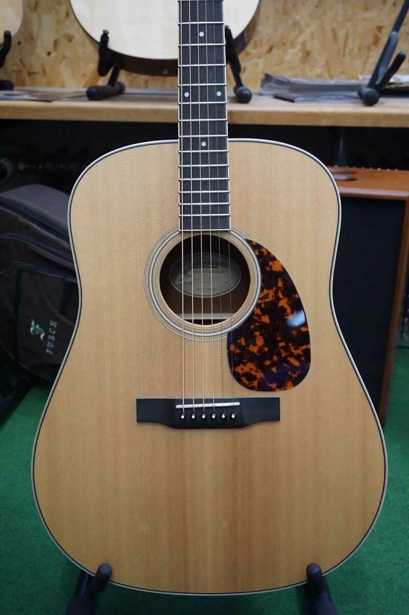 Larrivée D 02 Nashville vollmassiv Limited Edition 5 ohguitar