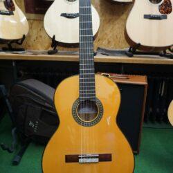 Amalio Burguet 2F Spruce, Flamenco Gitarre