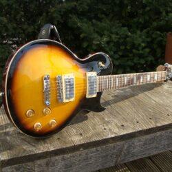 Aria PE 350 Vintage Sunburst