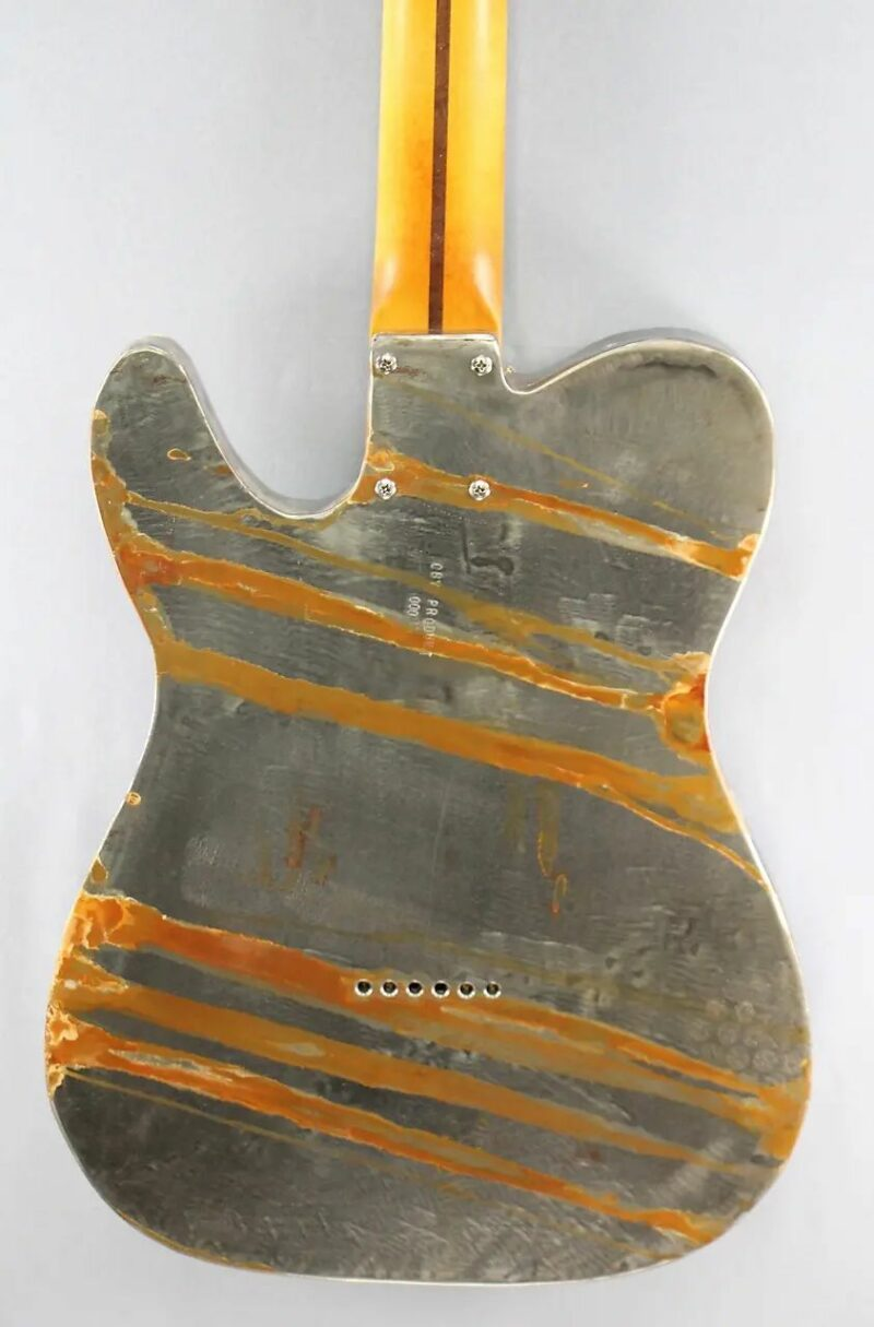 Berlin Custom Guitars Telley Diamond & Rust