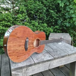 BREEDLOVE Westerngitarre, Discovery, Concert, Natural Gloss