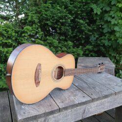 BREEDLOVE Westerngitarre, Organic Signature, Concertina, Copper