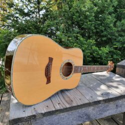 Crafter D30/N Dreadnought Westerngitarre