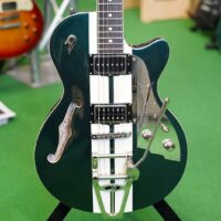 Duesenberg Alliance Series Starplayer TV, Mike Campbell 40th, incl. Case