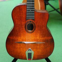 Eastman DM-1 Classic, Selmer-Style Gypsy-Jazz-Guitar