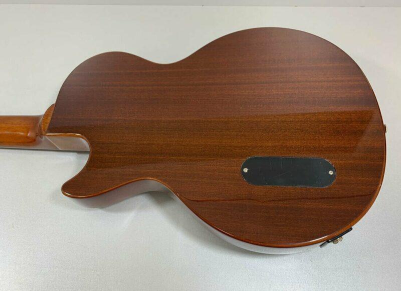 Epiphone Les Paul Junior Tobacco Burst P90 E-Gitarre Single Cut Solid Body