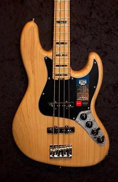 Fender American Elite Jazz Bass