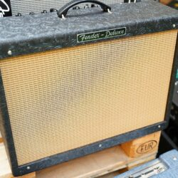 Fender Hot Rod Deluxe Limited Edition Black Western