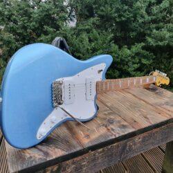 G&L Tribute Doheny RW Lake Placid Blue