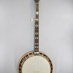 Gold Star GF-200 5 String Flathead Banjo