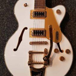 Gretsch G 5655TG-LTD SCW Snow Crest White