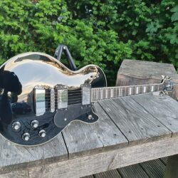 HAGSTROM E-Gitarre, Swede, Black