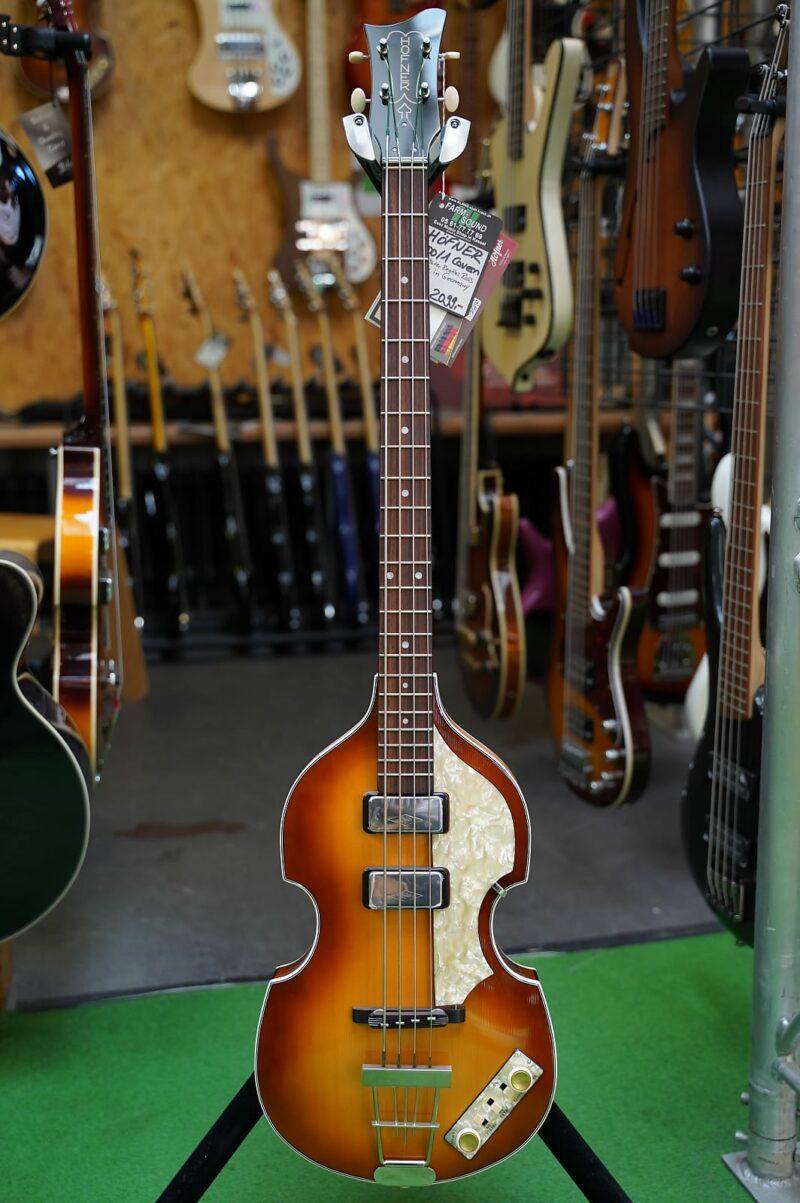 "Höfner 500/1-61-0 Violin Bass, Vintage ´61 ""Cavern"" Beatles Bass"