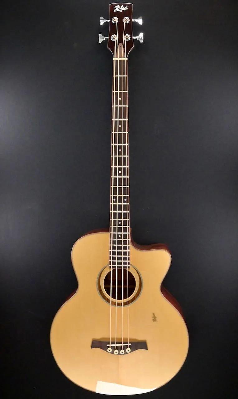 Höfner HA-B174 Jumbo Bass 4