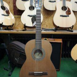 Höfner HLE-SAZ Limited Edition Konzertgitarre