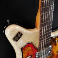 Hopf Jupiter E-Gitarre