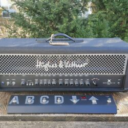 Hughes & Kettner Switchblade TSC 100 Head, incl. Footswitch