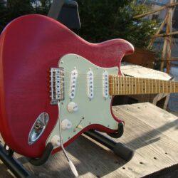 J's Bluescaster Custom Built S- Modell