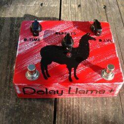 """Jam Pedals """"Delay Llama+"""" plus"""