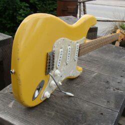 J´s Bluescaster Custom Built 60er Style S Modell