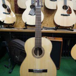 La Mancha Zafiro S-MC-7 - 7 string classical guitar -